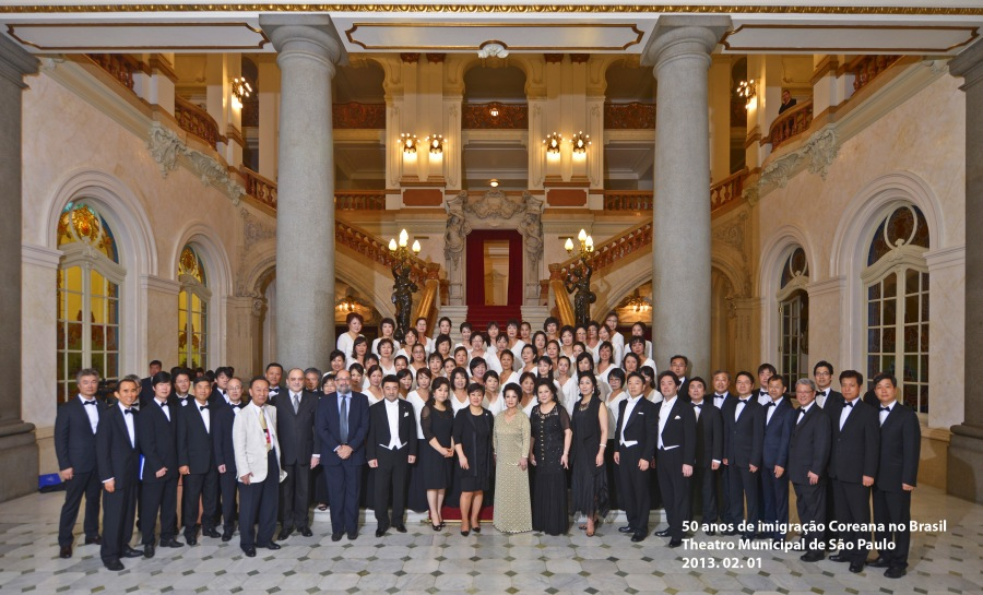 Ópera em concerto | 50 anos da imigração coreana noBrasil